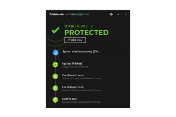 FREE Bitdefender Antivirus
