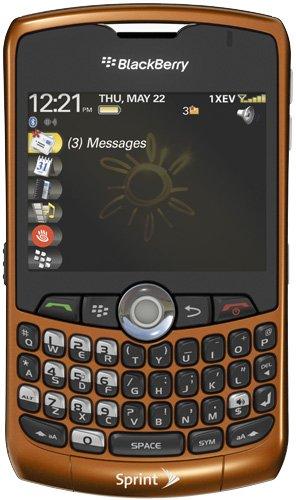 Qlink - Blackberry Curve 8330 wireless phone update