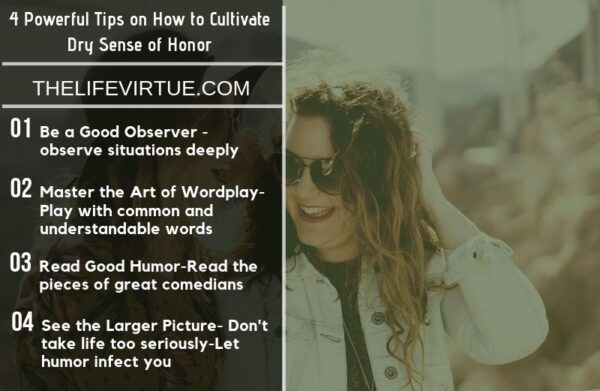Useful tips for cultivating a bold sense of humor.