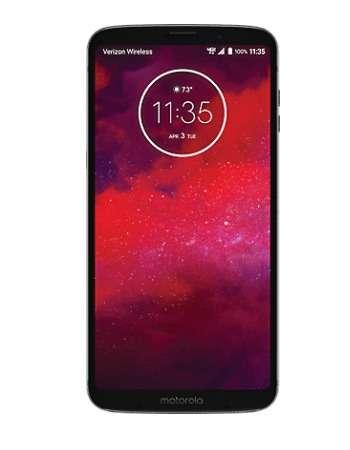 Verizon Existing Customer Telephone Transactions - Motorola Moto Z3