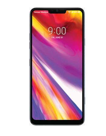 Verizon Telephone transactions for existing customers - LG G7 ThinQ
