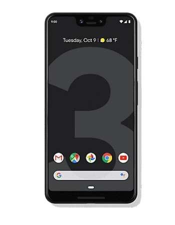 Verizon Telephone transactions for existing customers - Google Pixel 3 XL