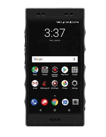 Verizon Telephone Transactions for Existing Customers - Red Hydrogen One