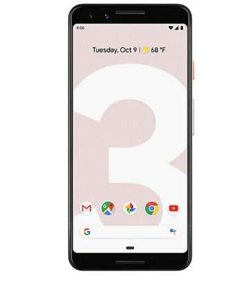 Verizon Telephone transactions for existing customers - Google Pixel 3