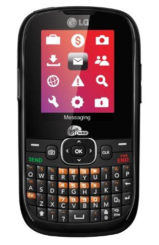 Virgin Mobile Paylo Phones - LG LG200 prepaid phone
