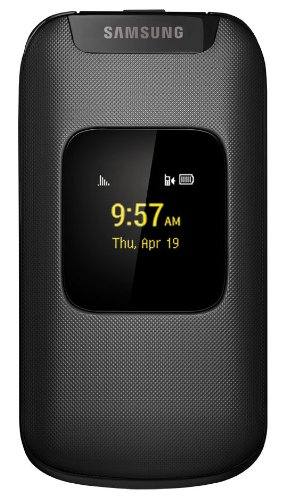 Virgin Mobile Paylo phones - Samsung Entro SPH-M270 - Black
