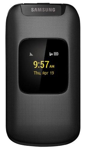 Virgin Mobile Paylo phones - Samsung Entro SPH-M270 - Black