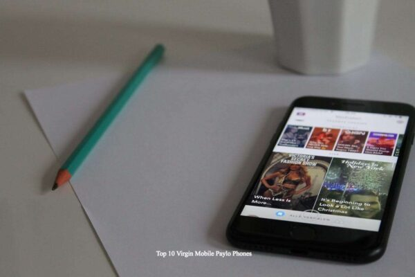 Virgin Paylo's Top 10 Mobile Phones